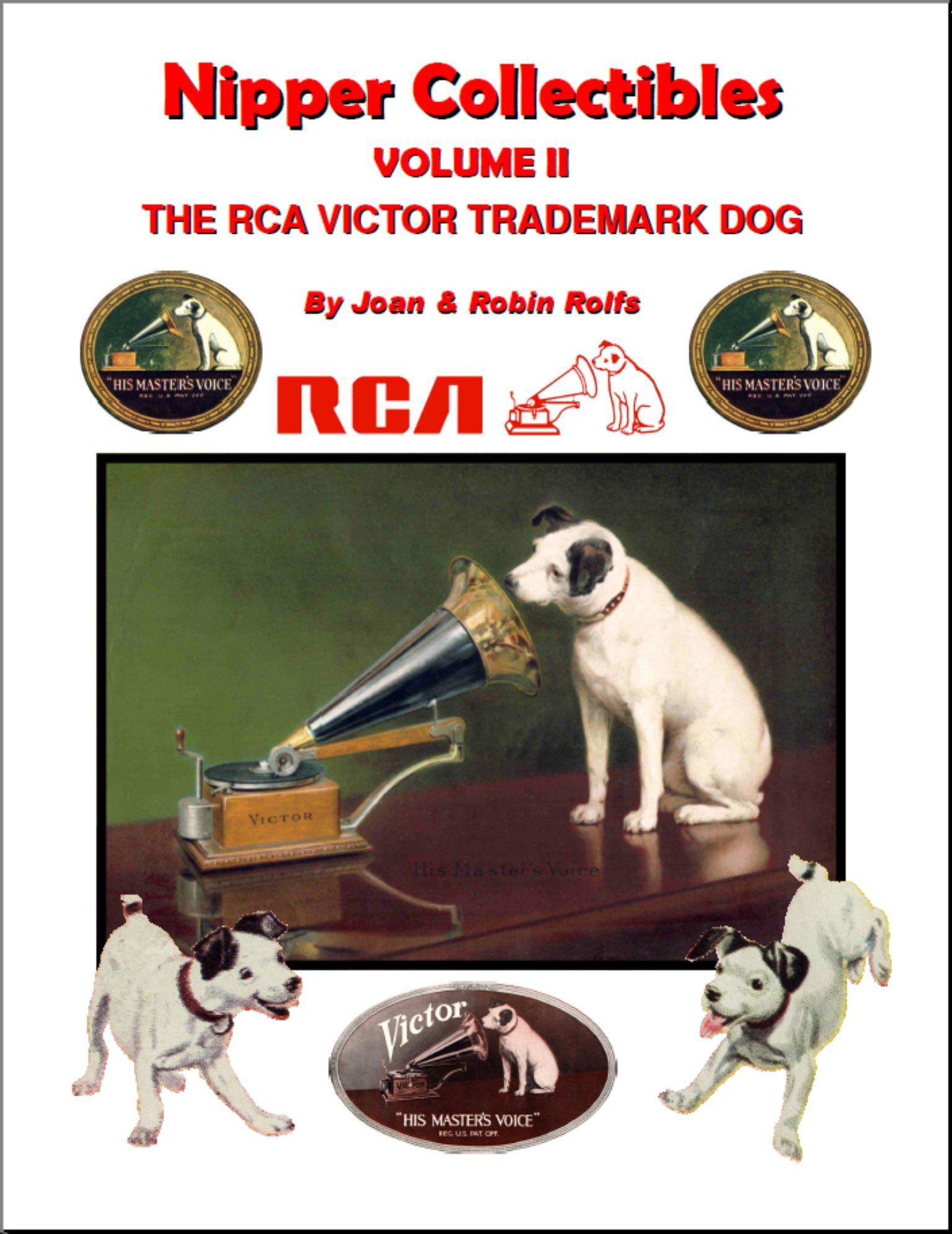 Rca nipper vintage advertising history