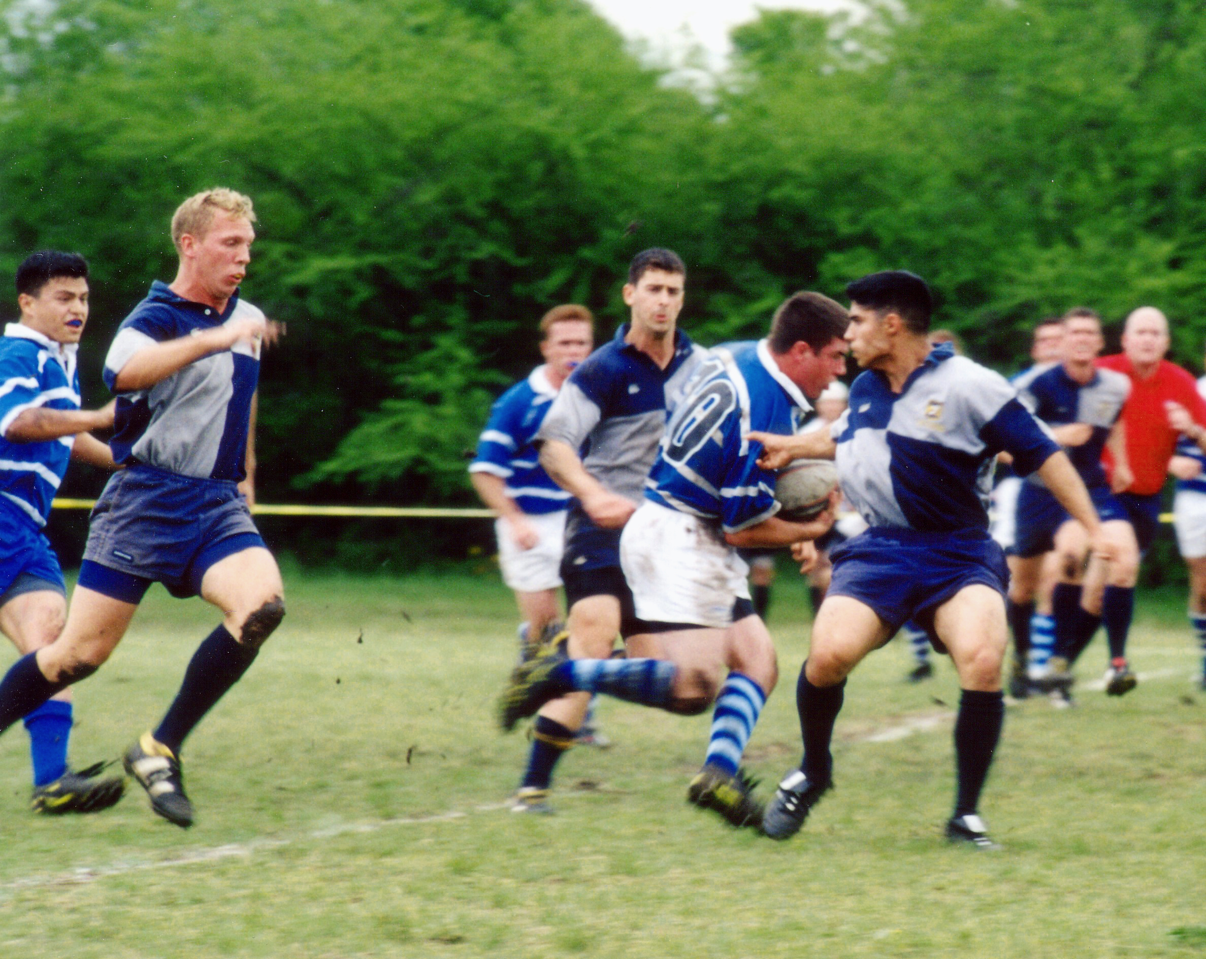 Naked rugby soccer team photos