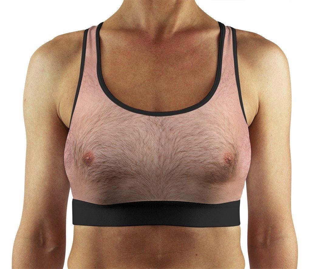 Nude lines hairy women tan