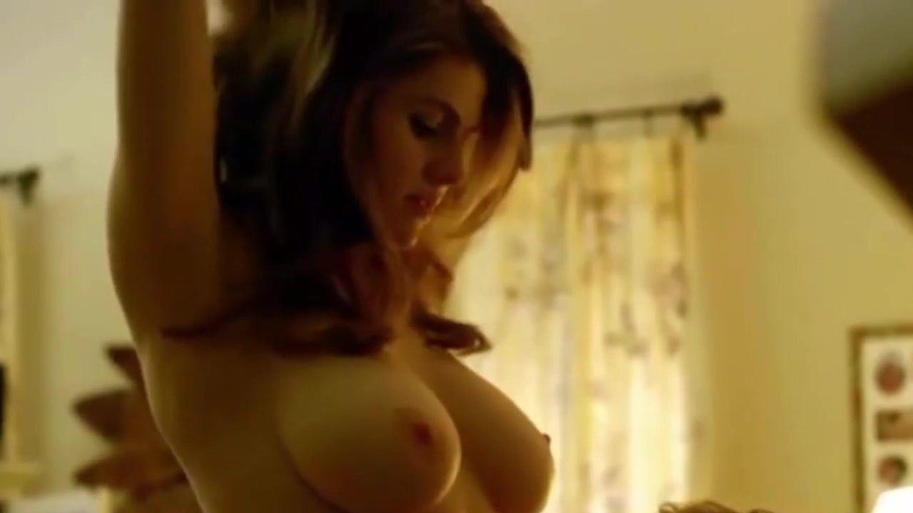 Nude alexandra daddario getting fucked