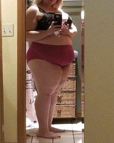 Bbw brunette flabby legs