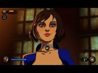 Bioshock infinite elizabeth hentai porn