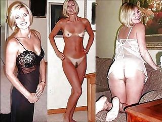 Saudi women nude dressed and undressed