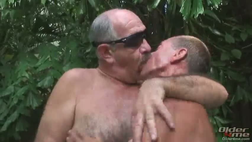 Old men have a big cock