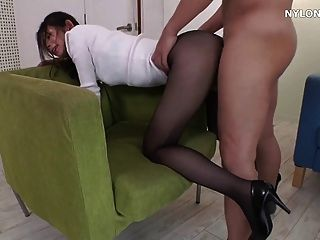 Legging stocking xxx lesbian