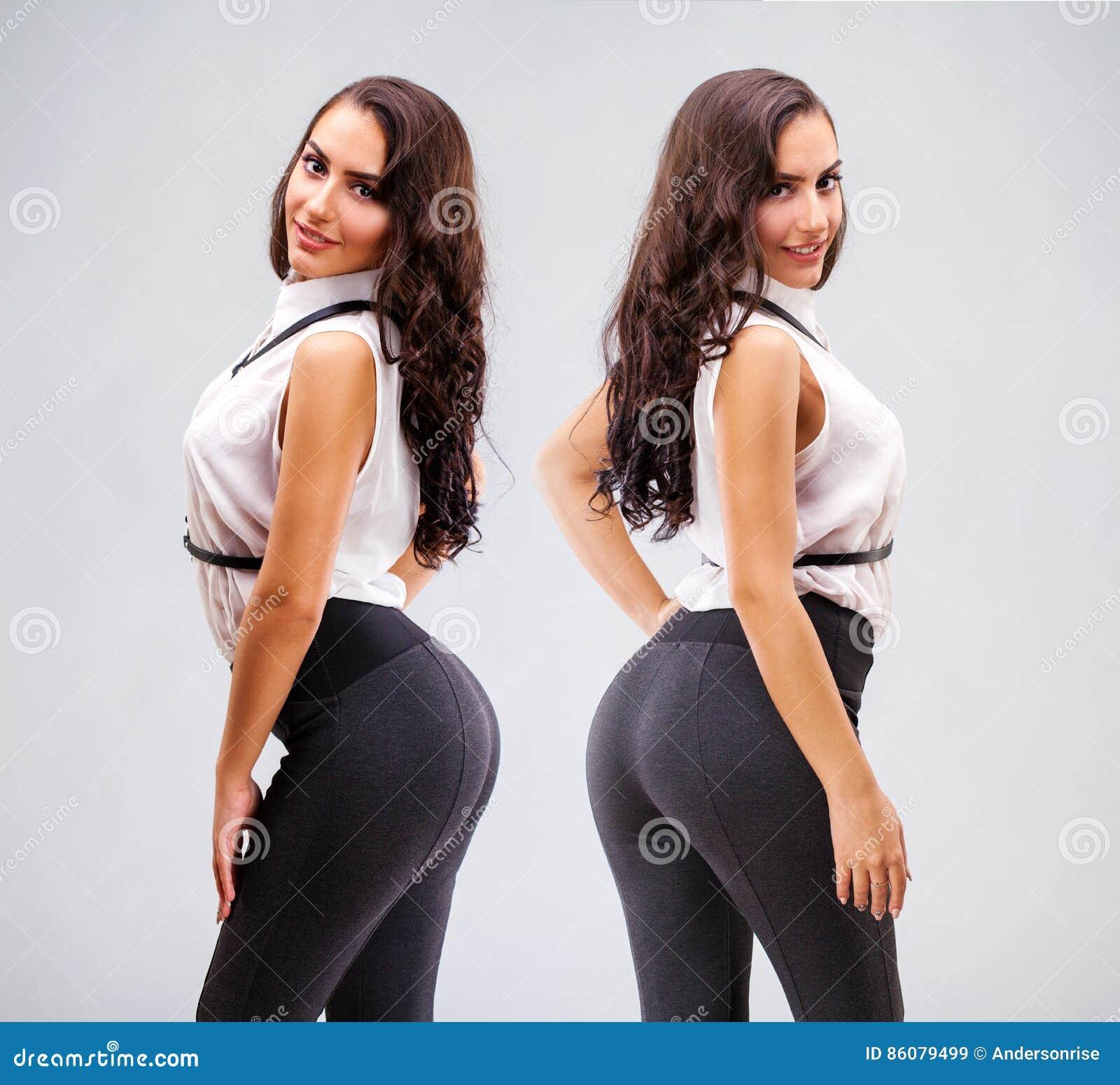 Sexy women big arabian