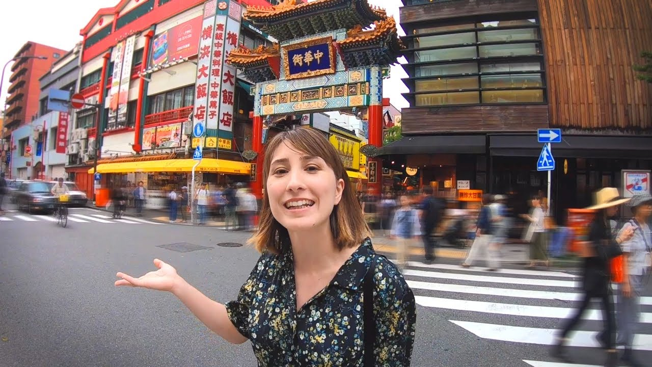 Yokohama pussy japan girl