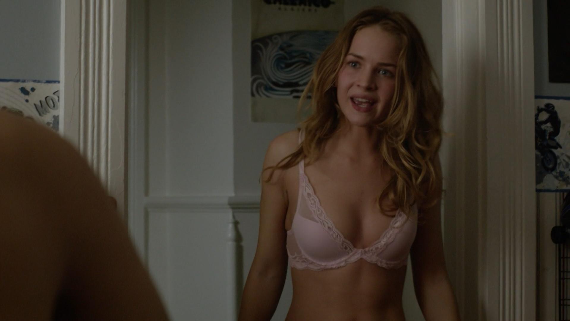 Brittany britt robertson nude