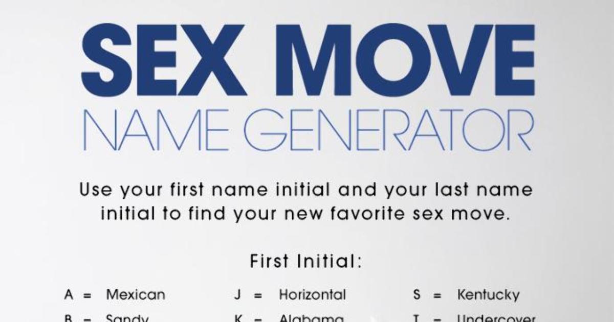 Porn star name generator