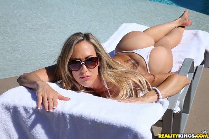 Big tits boss brandi love