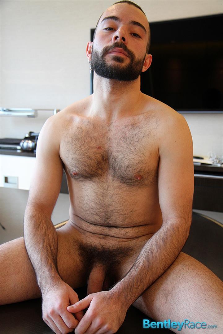 Nasty hairy uncut men