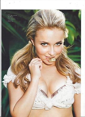 Magazine hayden shoot panettiere