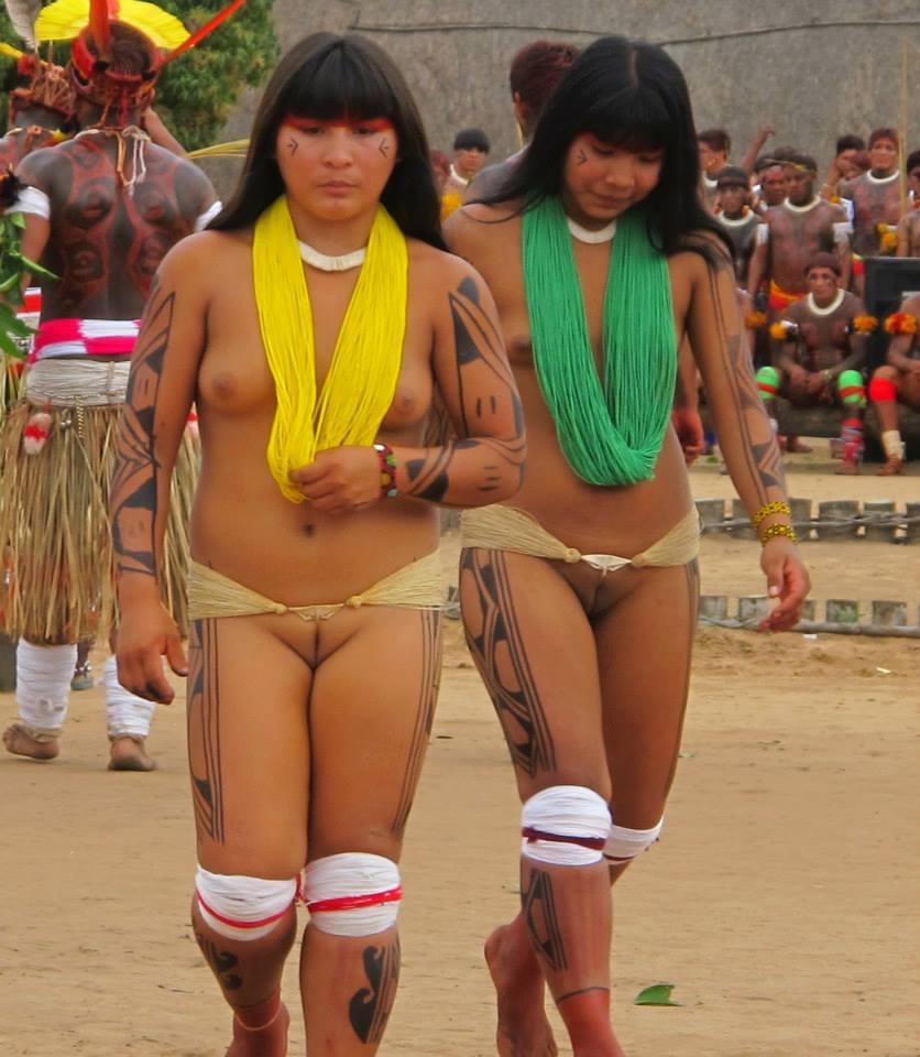 Amazon tribal pussi pic