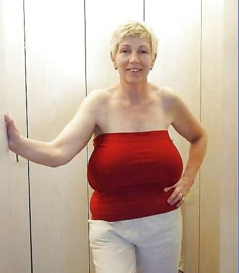Grannies with huge saggy tits