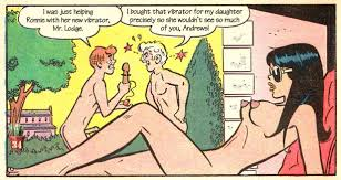 Adult comic rated xxx