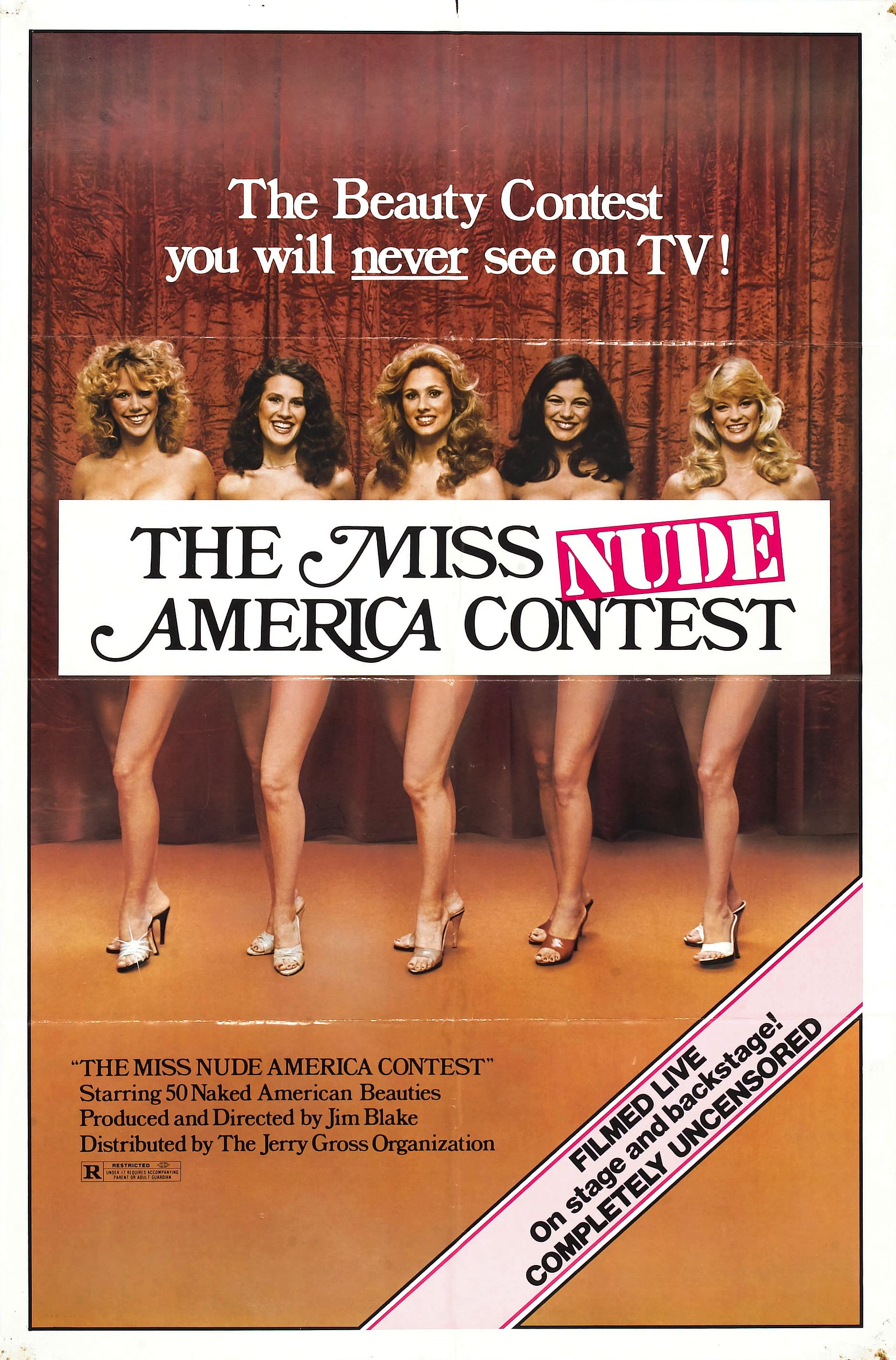 Miss nude beauty pageant