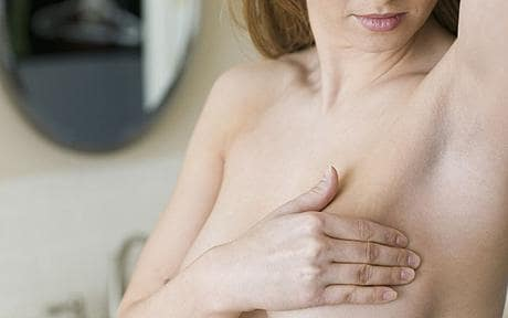 Shots of pain in breast