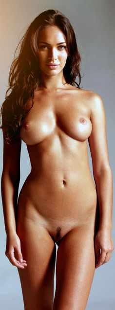 Nude women landing strip