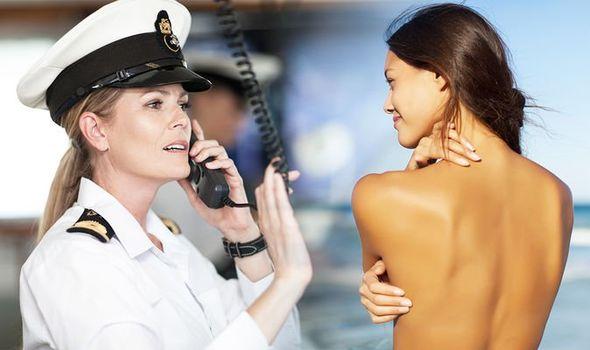 Hairy nudist naturist girls