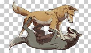 Alpha and omega yiff