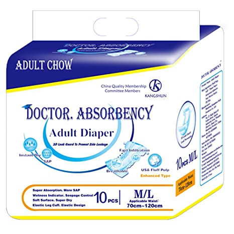 Adult diaper home medical supply