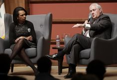 Condoleezza rice upskirt briefing