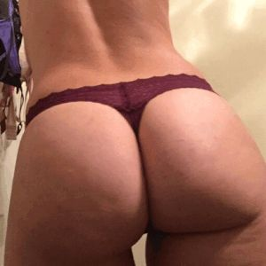 Tiny thong pussy hairy fuck picture