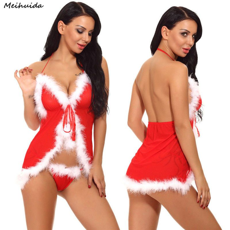 Christmas lingerie sexy wear