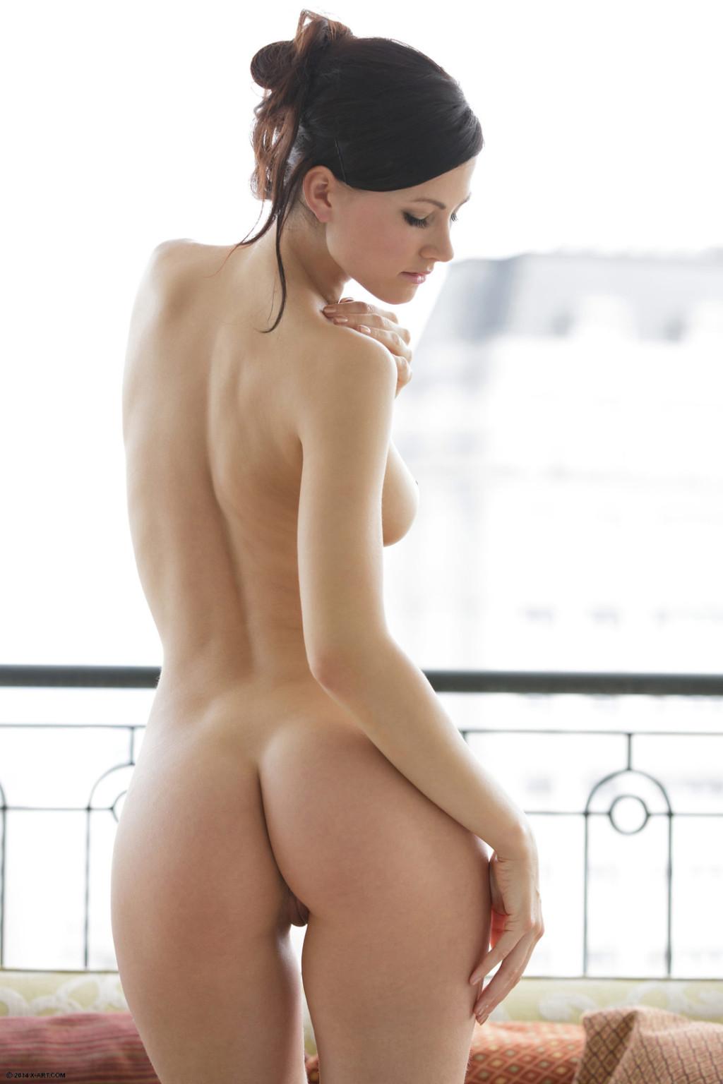 Gorgeous czech babe nude