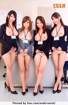 Pinterest model japan nude